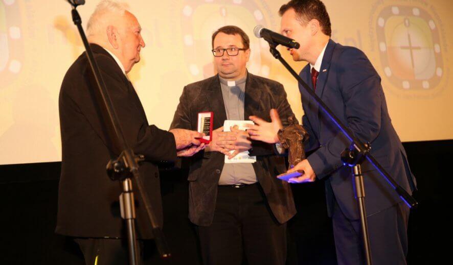 Nagroda Honorowa dla Pana Medarda Pławackiego